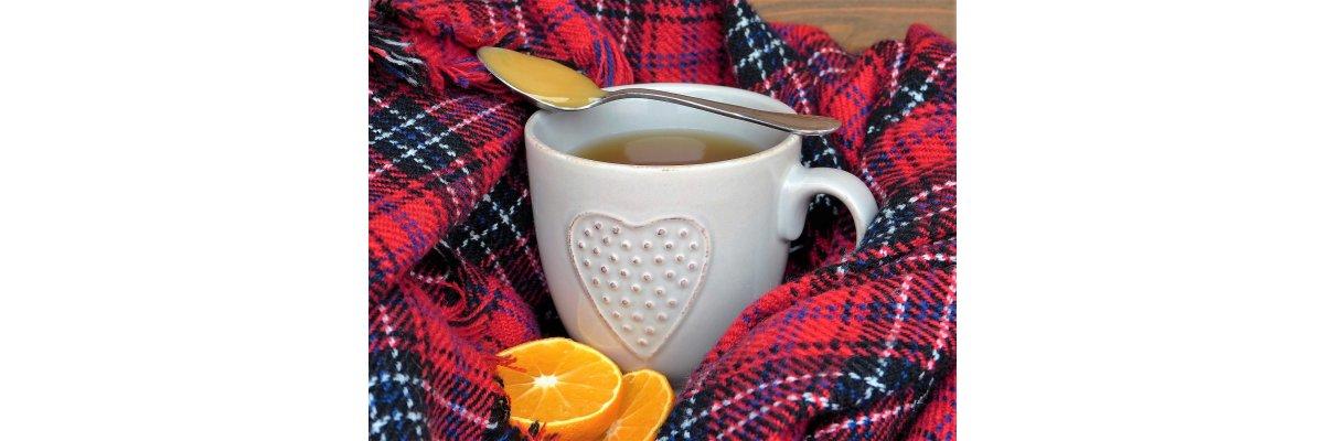 Teeempfehlungen bei Erkältungen  - Teeempfehlungen bei Erkältungen