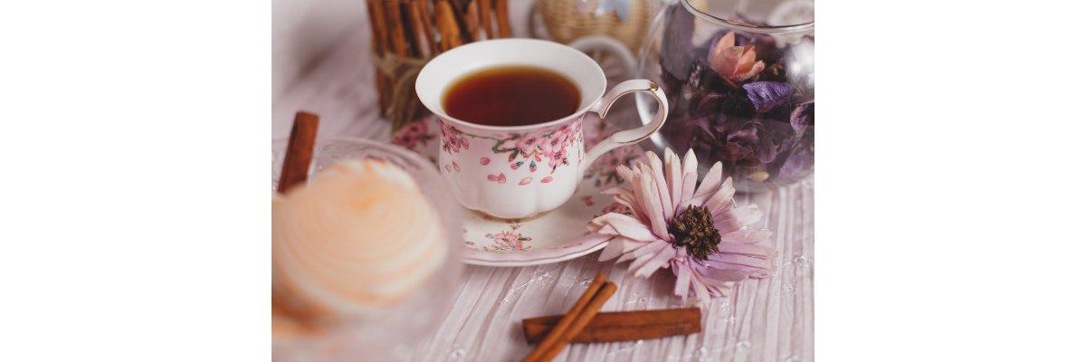 Britische Teekultur - Mehr als Earl Grey - Britische Teekultur - Mehr als Earl Grey