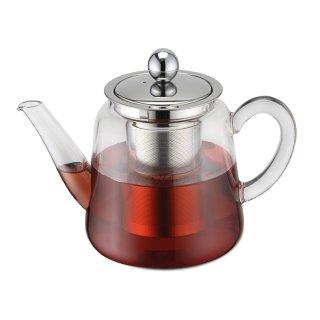 Teekanne mit Teefilter