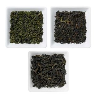 Probenbeutel Oolong-Tee